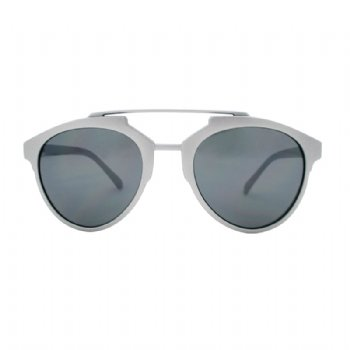KY-E2996,Best for women & men,fashion sunglasses,tortoise pattern,REVO lens,round shape,classic style